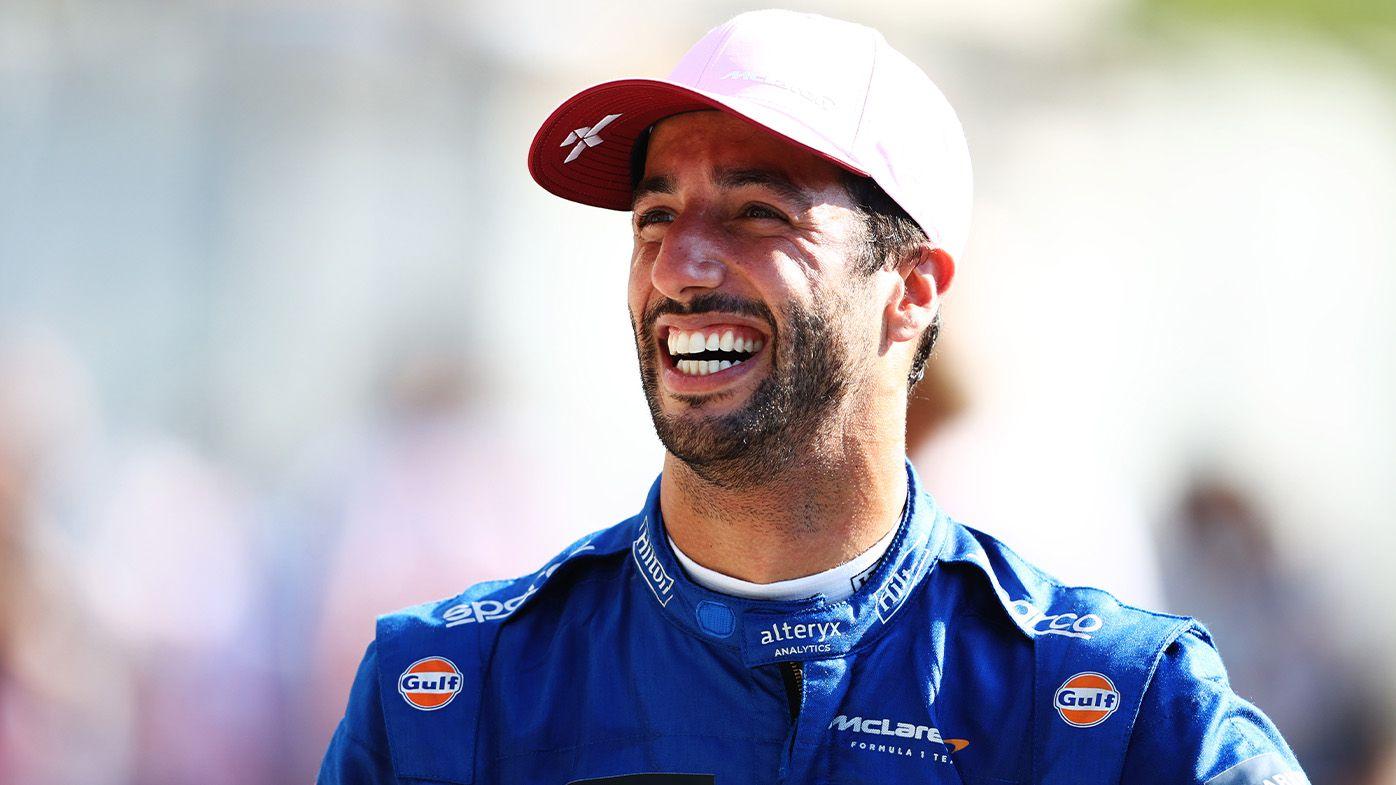 Australian Daniel Ricciardo admits he'd 'fallen out of love' with Formula 1 on painstaking road to Monza win