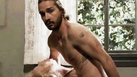 Shia LaBeouf 'terrified' about doing sex scenes 'for real' in explicit movie