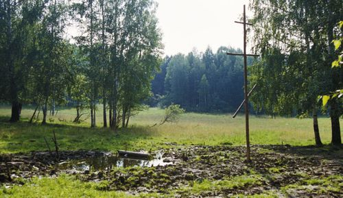 Yekaterinburg where the Romanov remains were found, 1992.
