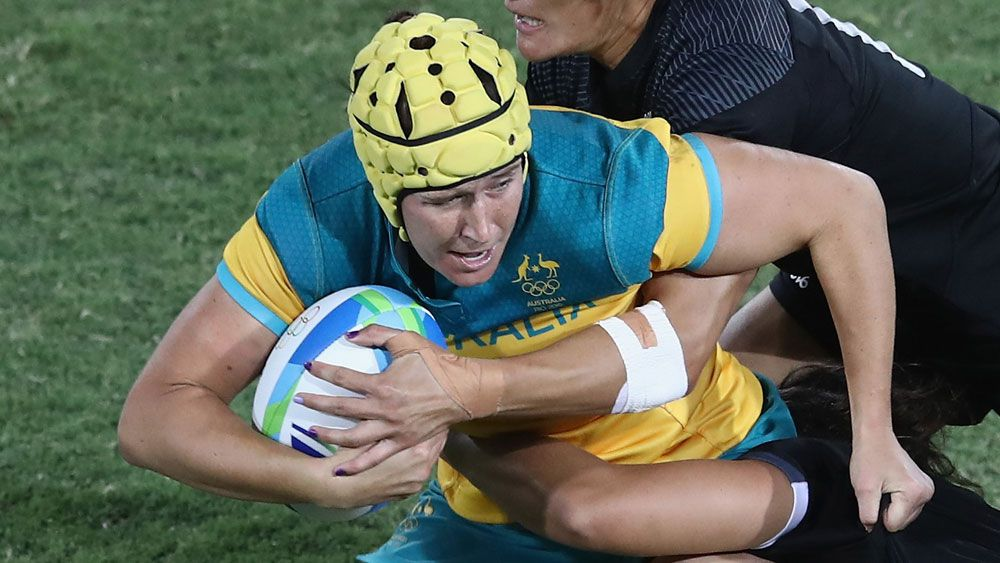 Women's Rio rugby gold to spur next generation