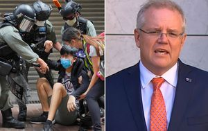 Australia suspends extradition agreement with Hong Kong