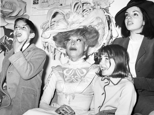 Broadway legend Carol Channing has died at age 97 - 9News