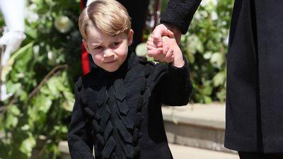 "Prince George makes ""Britain's Best Dressed"" list, August 2018"
