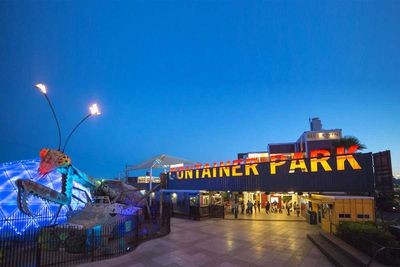<strong>5. Visit Container Park</strong>