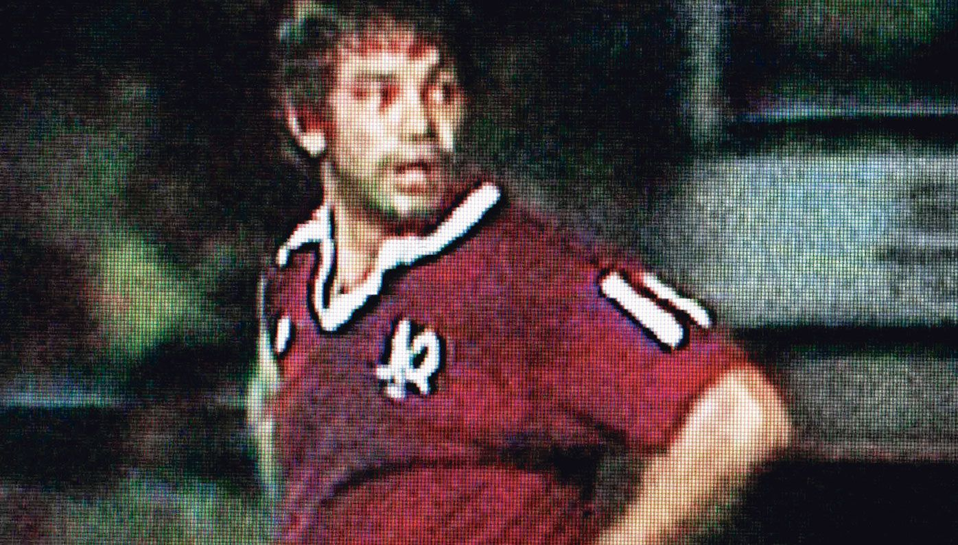 Arthur Beetson captained Queensland in the first State of Origin match in 1980.