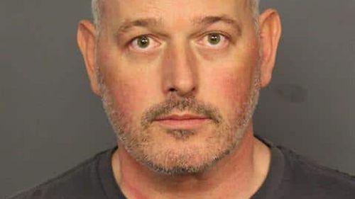Daniel Flesner's arrest photo.