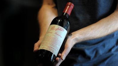 1951 bottle of Penfolds Grange Hermitage sells for $51,750
