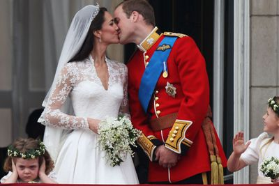 Kate married Prince William on April 29, 2011, in what was <i>the</i> fairytale wedding of the year. Kate officially became Catherine, Duchess of Cambridge.