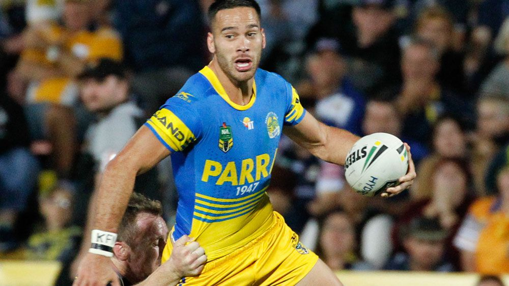 Thurston missed as Eels beat Cowboys