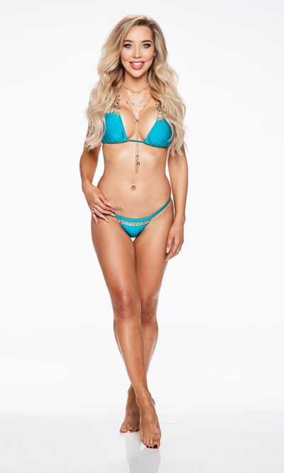 Natasha from <em>Love Island Australia</em> 2018