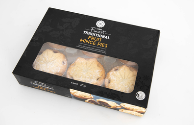 Coles Finest Traditional Fruit Mince Pies