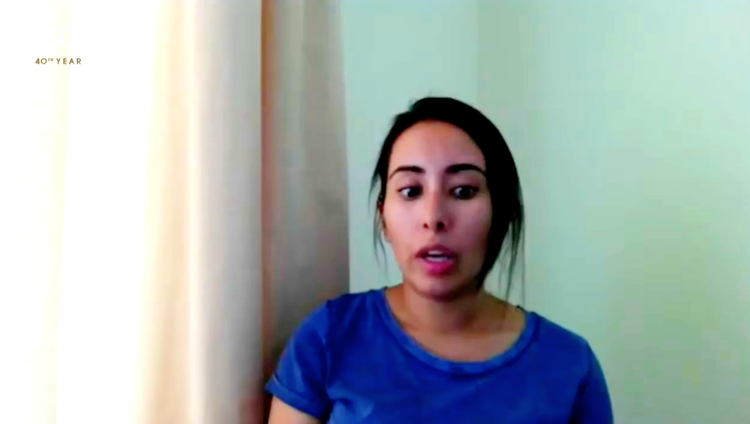 Missing Dubai princess re-emerges in videos at 'jail villa'