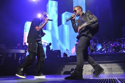 <b>Released:</b>  Any day now<br/><br/><br/><b>The Hype: </b> Not content with delivering the album of 2010, Kanye paired up with Jay-Z for what will be one of the most talked and tweeted about albums of the year.<br/>