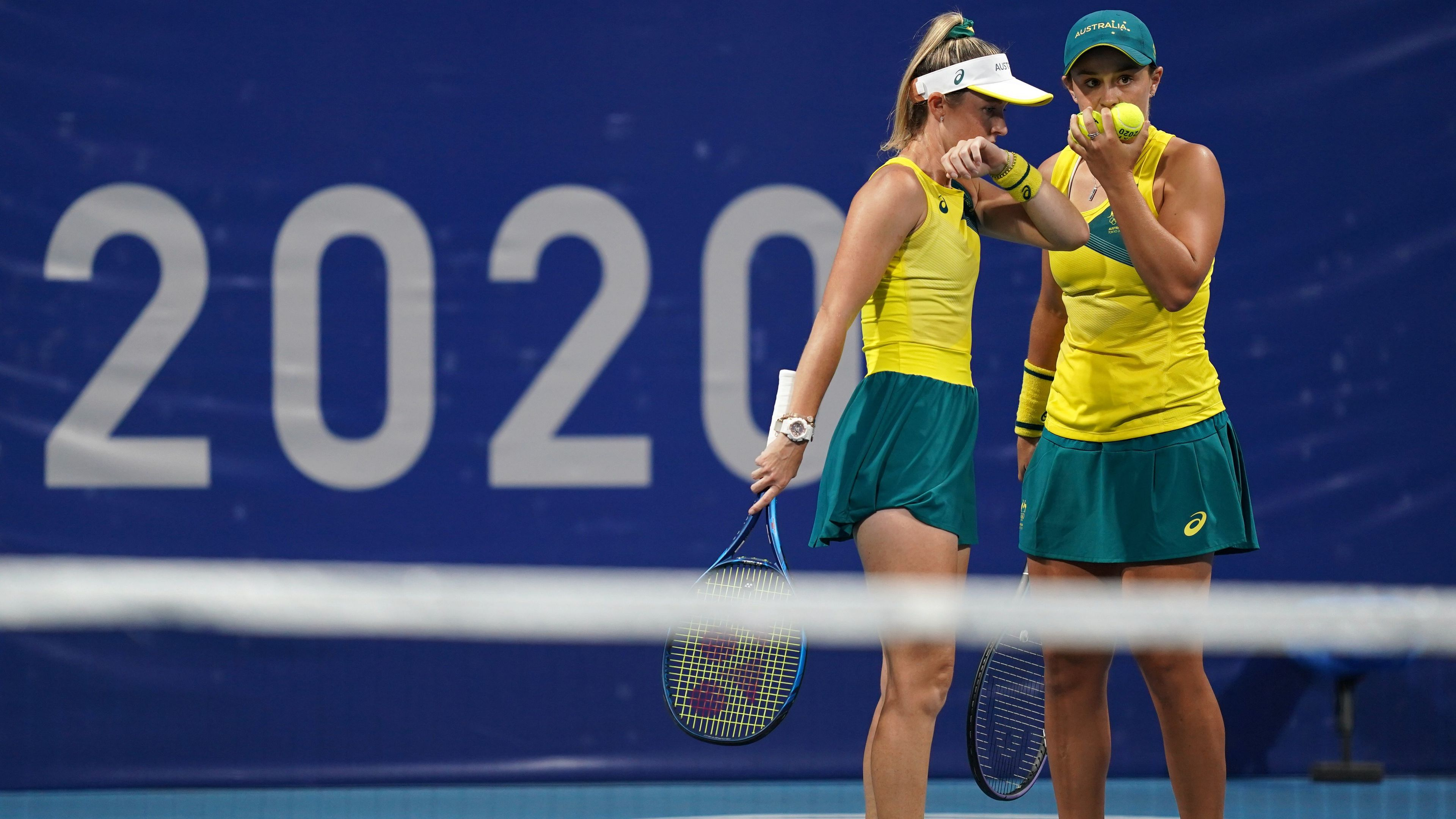 Tokyo Olympics 2021: Ash Barty and Storm Sanders out of women's doubles tournament