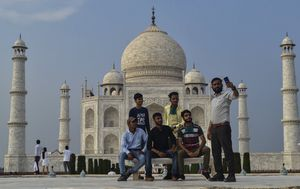 Coronavirus 'ghost towns': India's Taj Mahal opens- but with only a fraction of usual tourists allowed