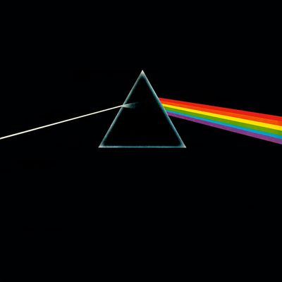 13. The Dark Side of the Moon by Pink Floyd