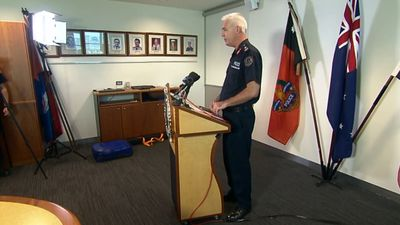 Ex-NT top cop 'blocked raid of lover's business'