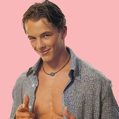 <b>Back in the 90s…</b> This German-born hottie won our hearts as Shane on <i>Home And Away</i> - remember when he 'died' on the show? Tragic!