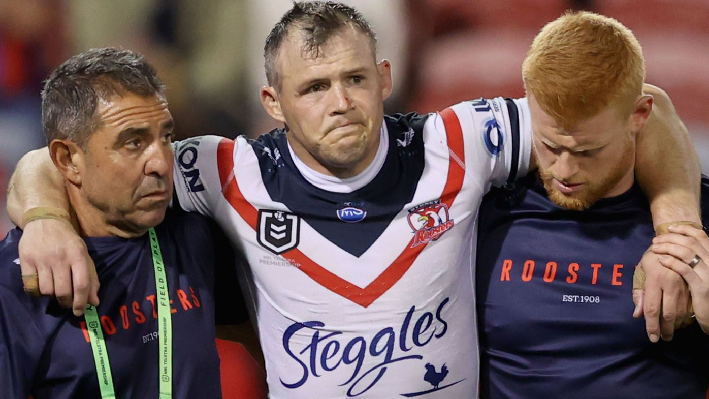 Sydney Roosters winger Brett Morris confirms rugby league retirement