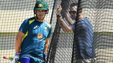 How Ponting's simple advice saved Finch