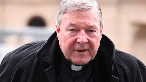 Cardinal Pell.