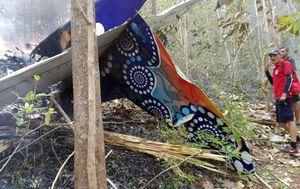 Costa Rica plane crash claims all 12 lives