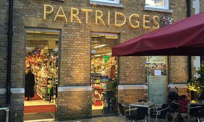 Partridges Grocer<br> 2-5 Duke Of York Square, King's Rd
