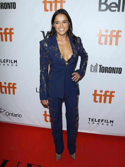 Michelle Rodriguez, 2018 Toronto Film Festival