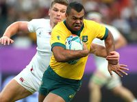 Wallabies knocked out of Rugby World Cup
