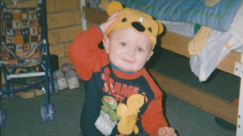 Today, a State Coroner found the 21-month-old died because he was deliberately given anti-depressant medication by 'a known person'. Picture: Supplied.