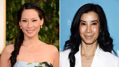 Lucy Lui and Lisa Ling