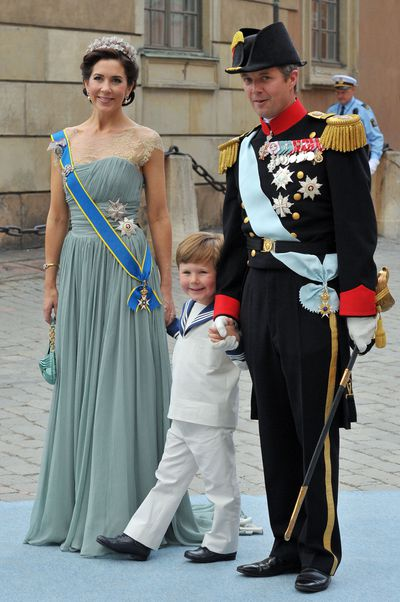 Princess Mary in 2010