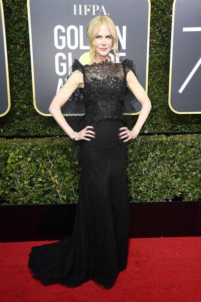 Australian Actress Nicole Kidman