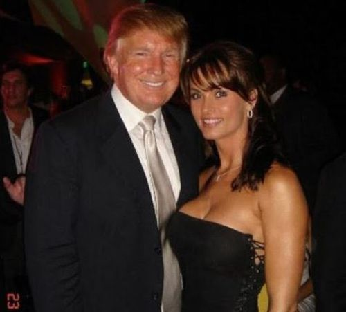 The conversation between Trump and Cohen came weeks after the National Enquirer's parent company reached a $150,000 deal to pay ex-Playmate Karen McDougal for her story of a 2006 affair.