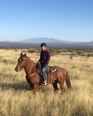 All your cowgirl dreams can come true on an American dude ranch