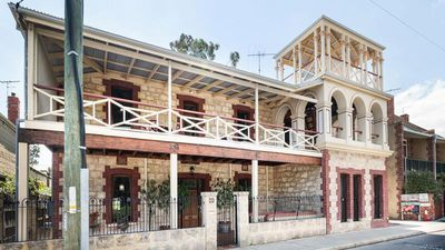 <strong>Historic hotel turned home for sale</strong>