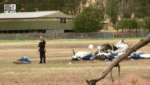 Planes collide mid-air in Australia, killing four