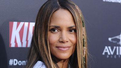 """Halle Berry attends the premiere of """"Kidnap"""" at ArcLight Hollywood on July 31, 2017 in Hollywood, California."""
