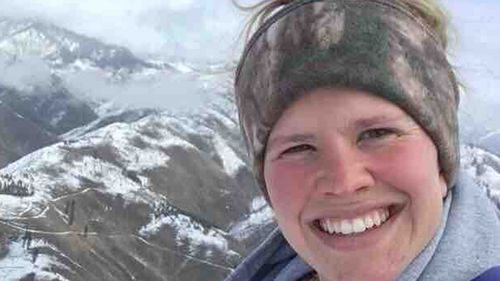 Amber Kornak was attacked while working in her 'dream job', researching grizzly bears in Montana, USA.