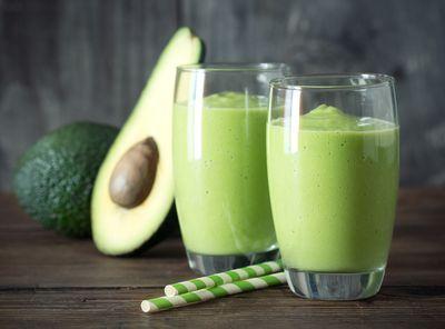 <strong>Avocado juice</strong>