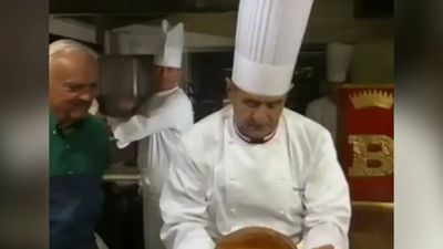 Paul Bocuse, globetrotting master of French cuisine, dies