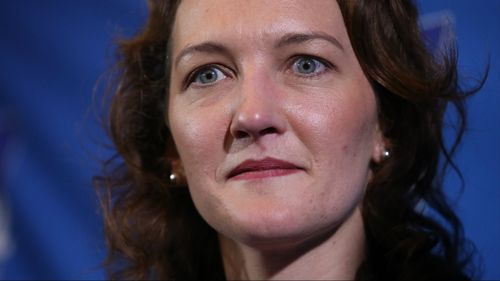Georgina Downer's hope of winning Mayo for the Liberals were smashed by Rebekah Sharkie.