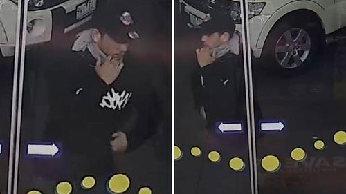A man Victorian police are hoping will be able to assist with their inquiries.