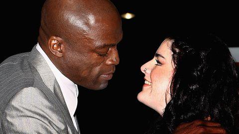 Karise Eden: I love the smell of Seal