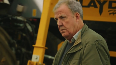 Clarkson immediately regretted buying the tractor.