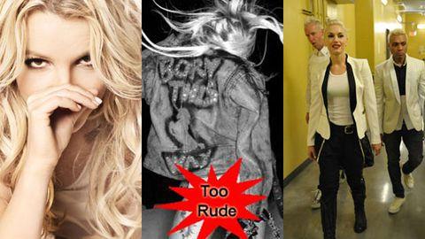 Britney,Gaga,No Doubt