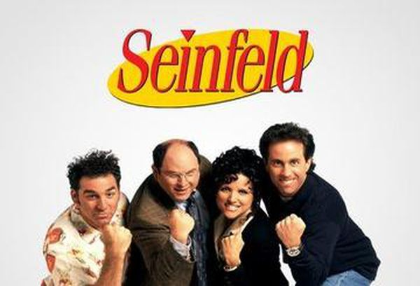 Image result for seinfeld tv show