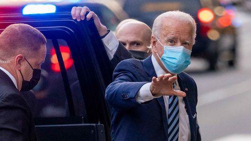 Joe Biden wants a 100-day mask mandate when he takes office.