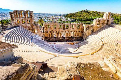 3. Athens, Greece