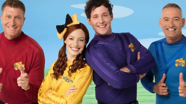 The Wiggles 30 years of singing and dancing plus new song